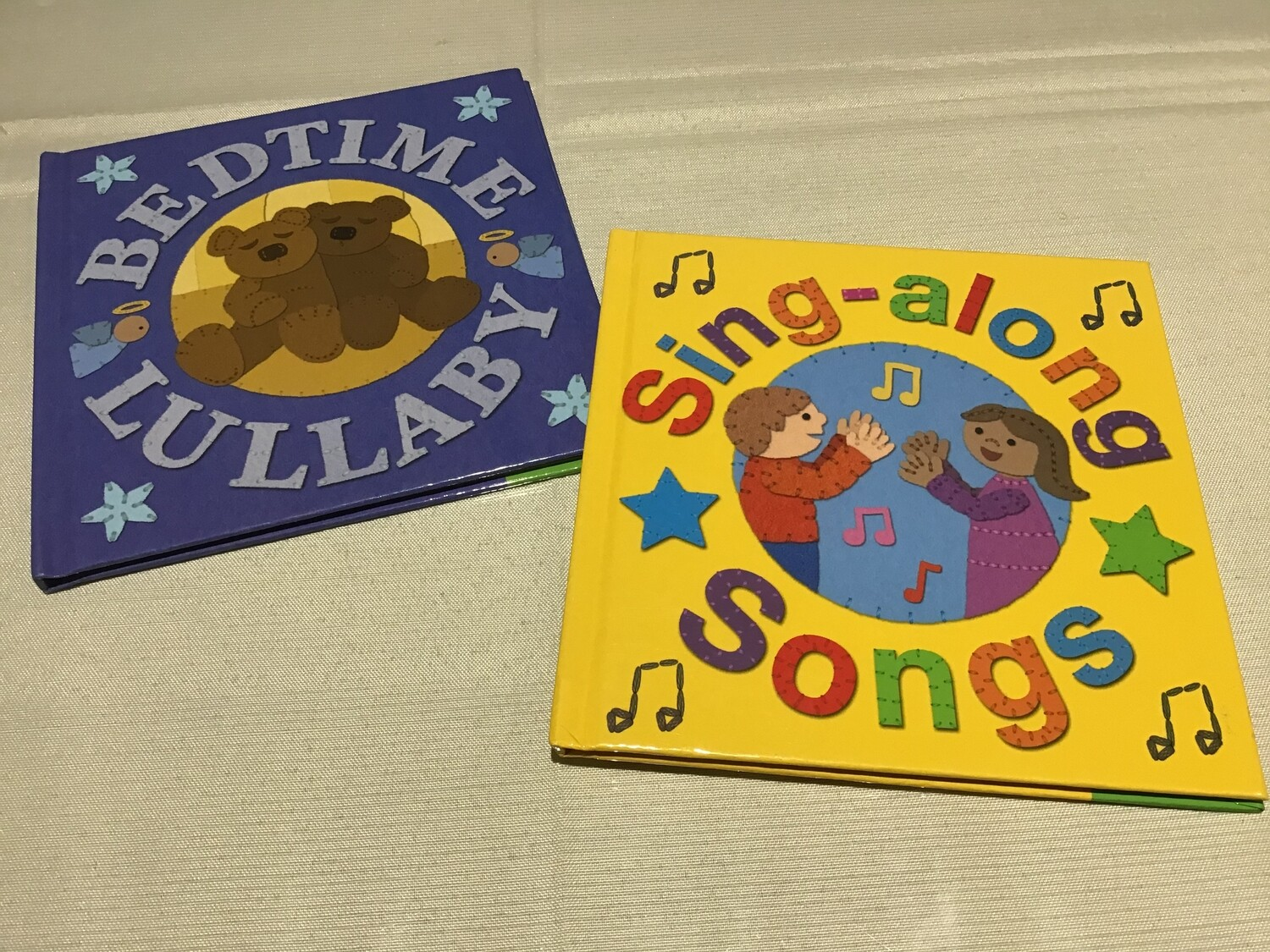 Sing-Along Songs & Bedtime Lullaby Set of 2
