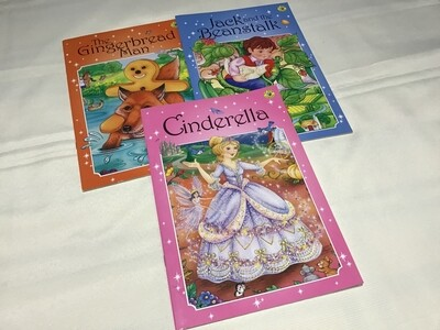 Traditional Tales Set of 3