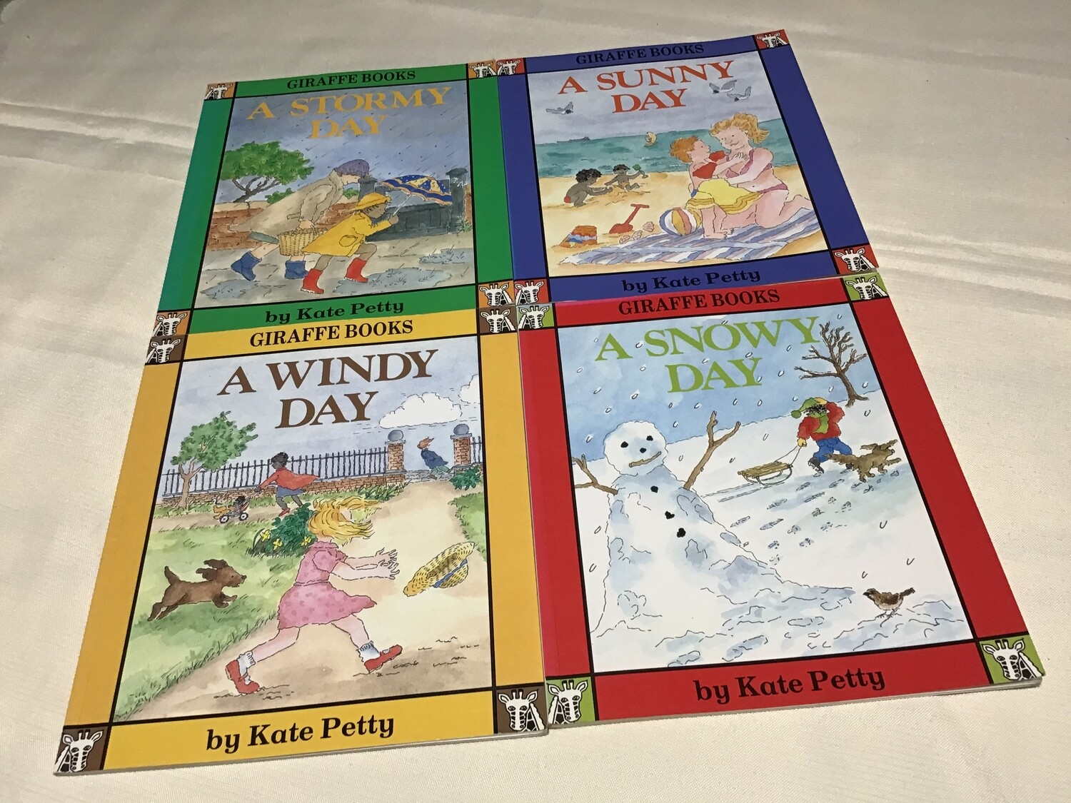Weather Day Set of 4