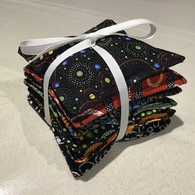 NAIDOC Inspired Bean Bag Stack - Art (Multi)
