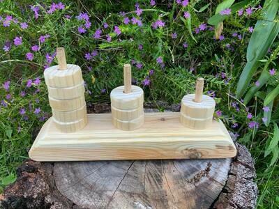 Timber Stacker Set