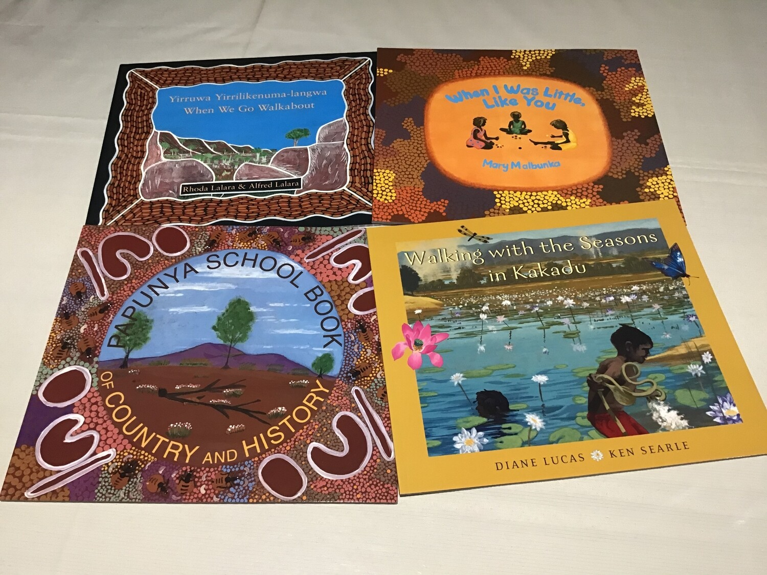 Indigenous Stories Pack