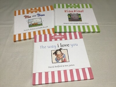 My Little Library Set of 3