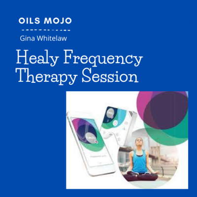 Healy Frequency Therapy Session