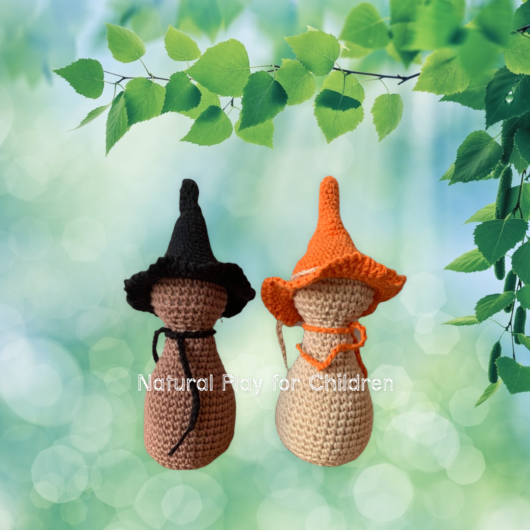 Crochet Peg Doll, each