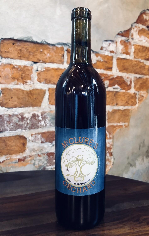 Wine, Sweet Blueberry