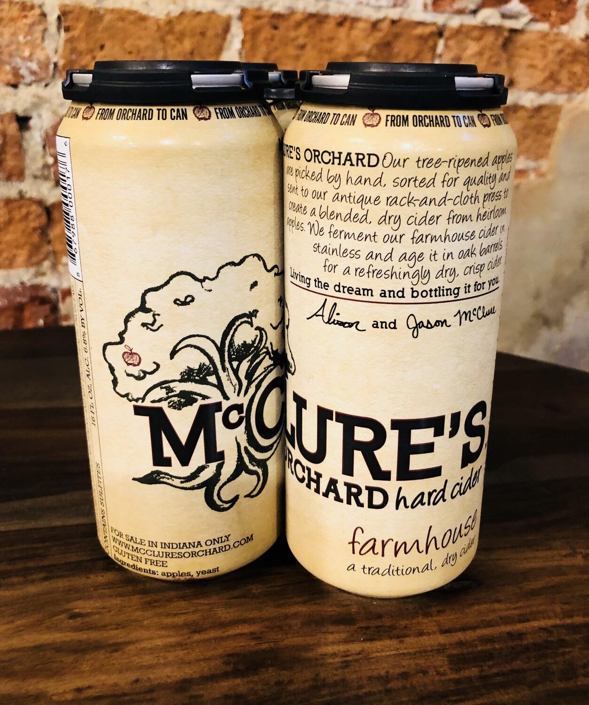 Hard Cider, Farmhouse
