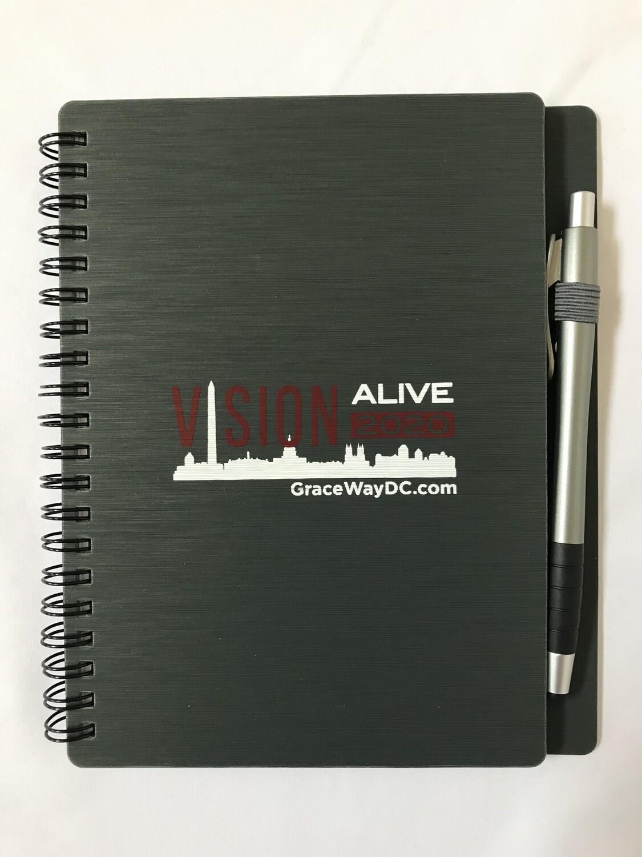 Vision Alive 2020 Notebook