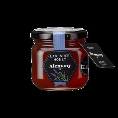 Alemany lavender honey, jar. 250g