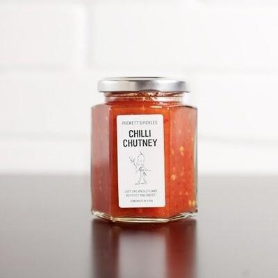 Pucketts Pickles Chilli Chutney