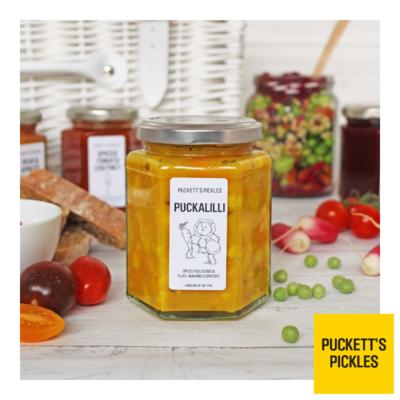 Pucketts Pickles Puckalilli