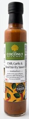 Coconut Kitchen - Chilli, Garlic & Basil Stir-fry Sauce
