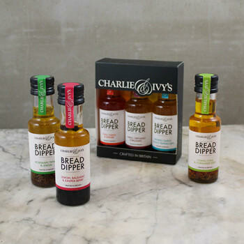 Charlie & Ivy Bread Dippers - 100ml Trio (boxed)