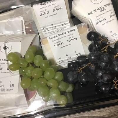 Cheese & Salami Selection Box