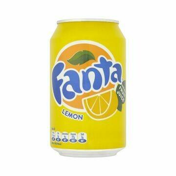 Fanta - Lemon