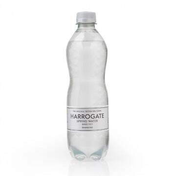 Harrogate Sparkling Water Twist Cap
