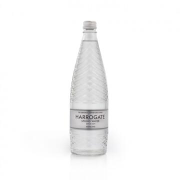 Harrogate Water Sparkling - 750ml Glass Bottles