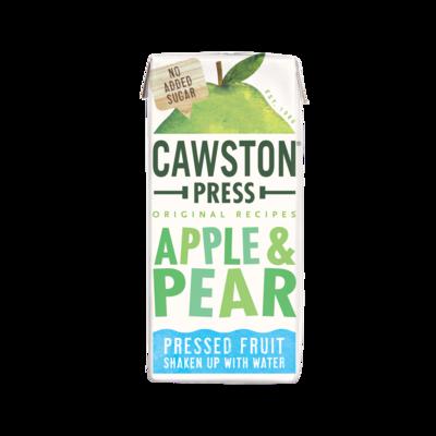 Cawston Press Apple & Pear Juice Drink