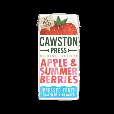 Cawston Press Apple & Summer Berries Juice Drink