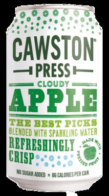 Cawston Press Sparkling Cloudy Apple Juice