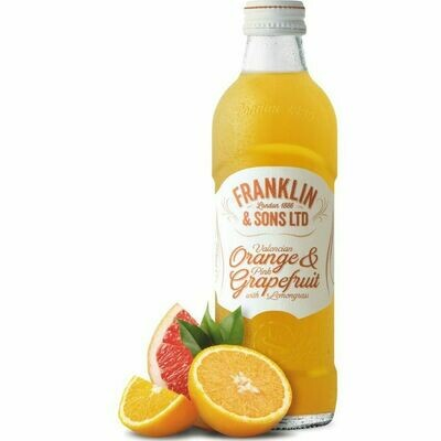 Franklin & Sons Orange & Grapefruit