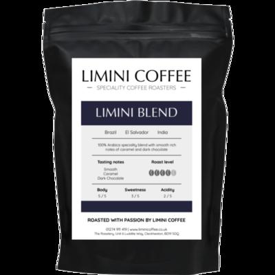 Limini Blend coffee - 250g Beans