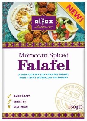 Al'Fez Moroccan Spiced Falafel - 150g