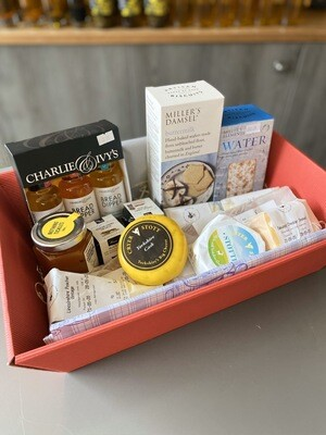 British Cheese Hamper
