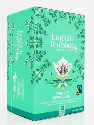 English Tea Shop Organic Peppermint Tea Bags
