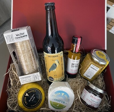 Cheese & Ale/Cider Gift Hamper