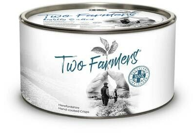 NEW! Two Farmers Crisps - 500g Sharing Tins