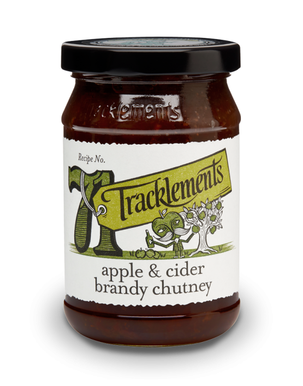 Tracklements Cucumber & Sweet Pepper Relish