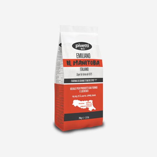 NEW! Pivetti - Gran Réserve Manitoba Flour