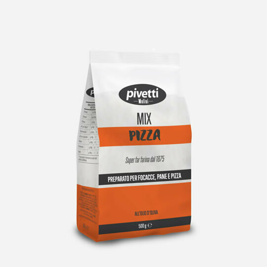 NEW! Pivetti Molini - Pizza Base Mix