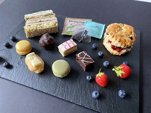 *Traditional Afternoon Tea (per person) (M2O)
