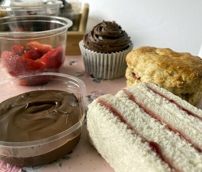 *Children's Afternoon Tea (per person) (M2O)