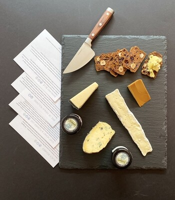 *Weekend Cheese Tasting Boxes