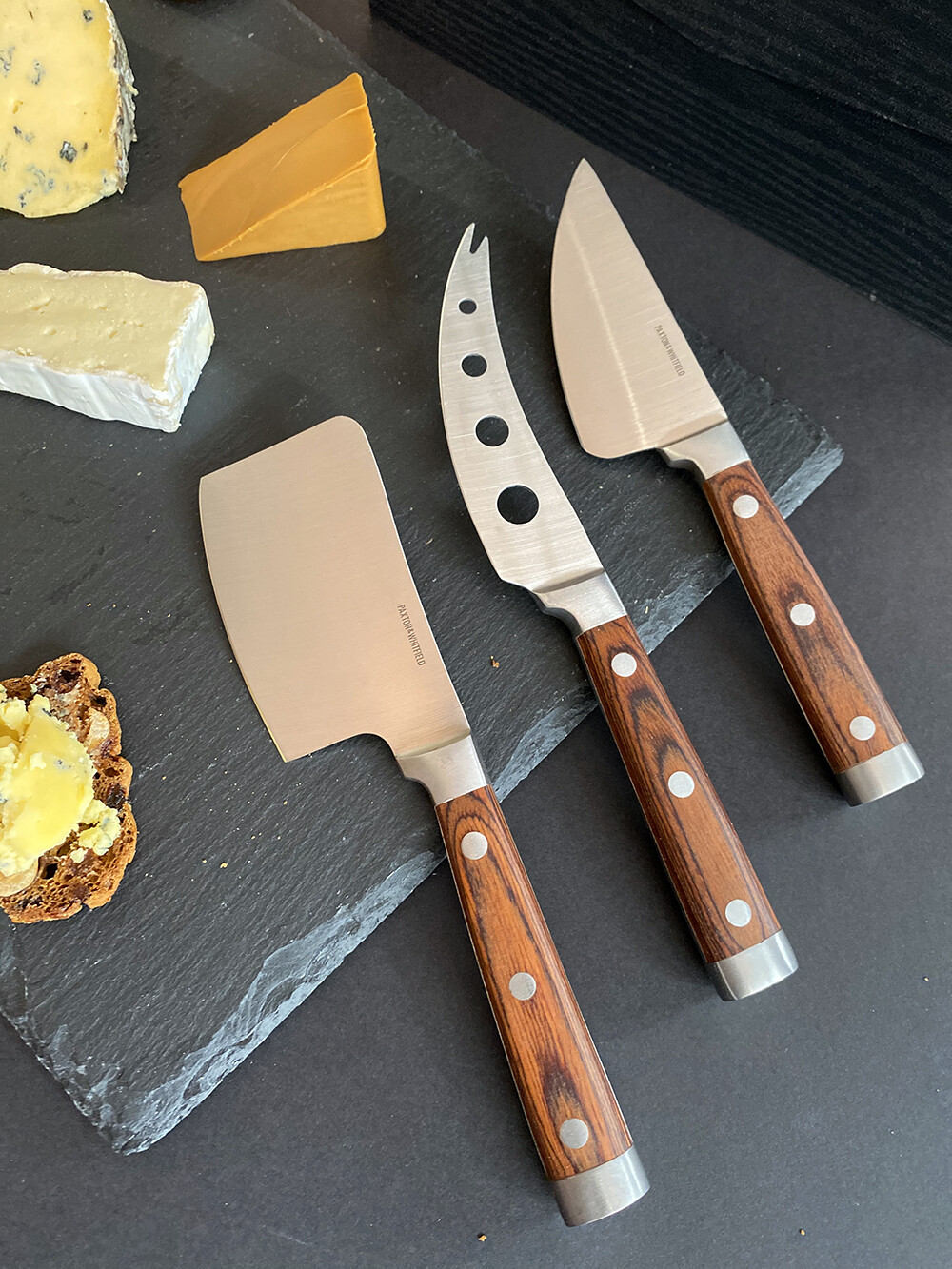 Paxton & Whitfield Cheese Knives