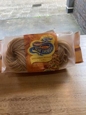 Wholemeal Egg Noodle Nests