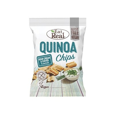 NEW! Eat Real Quinoa Sour Cream & Chive