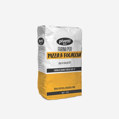 NEW! Pivetti - Pizza & Focaccia