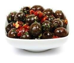 Black Paesana Olives