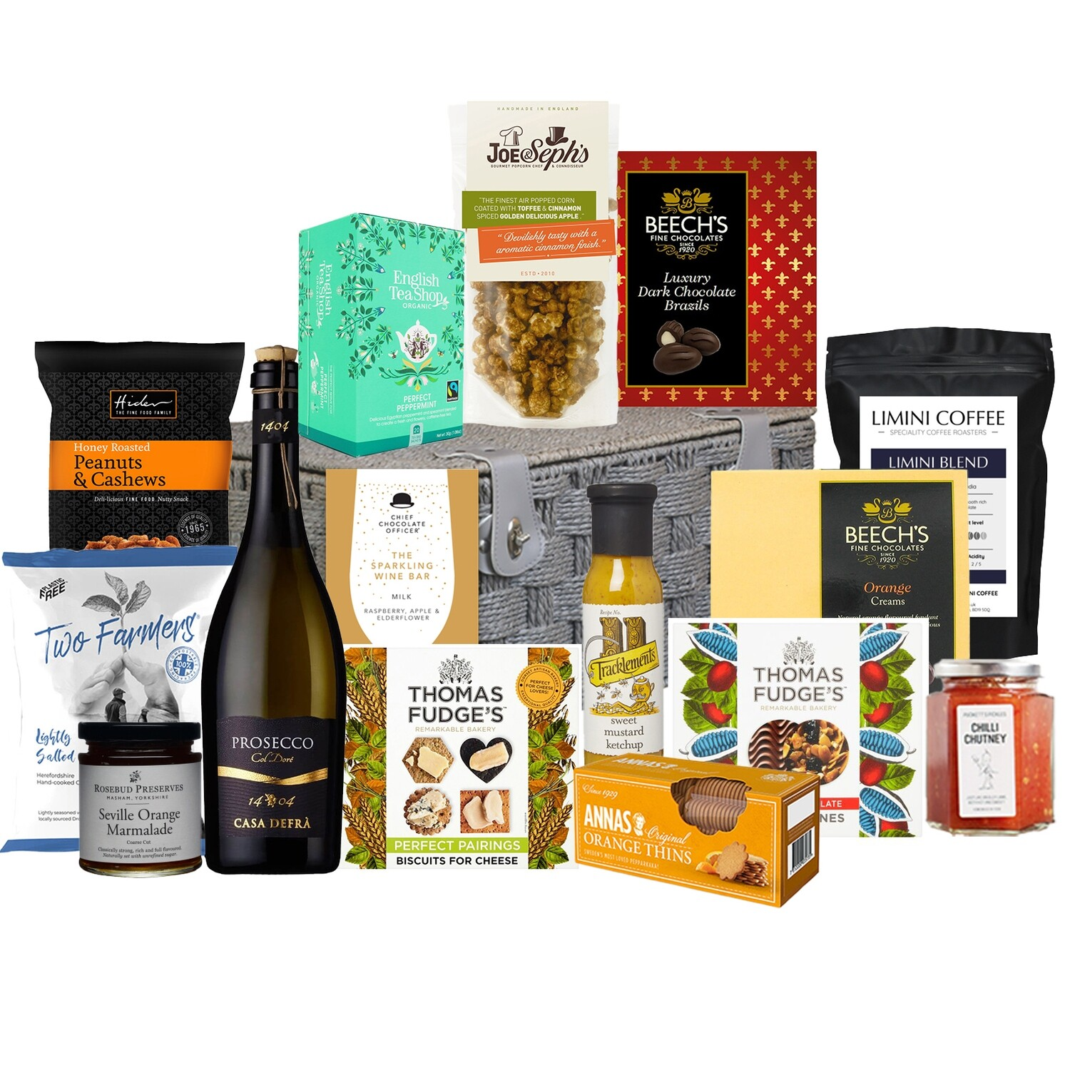 Hamper (Fill It Yourself) 3 - Large (Priced From)