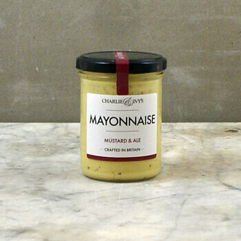 NEW! Mustard & Ale Mayonnaise - Charlie & Ivy