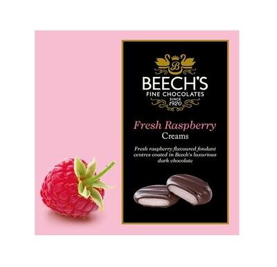 Beech's Fresh Raspberry Creams (Gluten Free & Vegan)