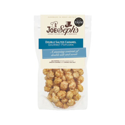 Joe & Seph'S Double Salted Caramel Popcorn