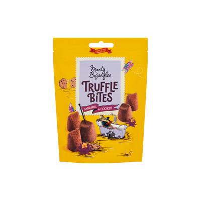 Monty Bojangles Truffle Bites - Caramel And Cookie
