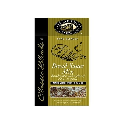 Shropshire Spice Gourmet Bread Sauce Mix (twin pack)