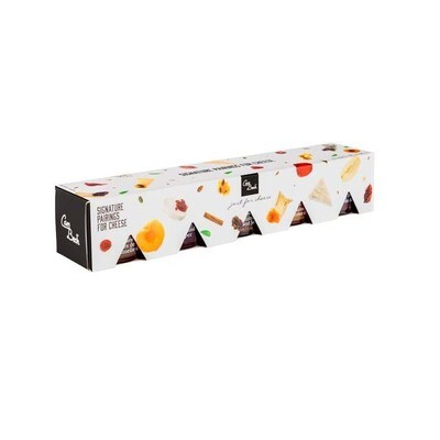 Can Bech Gift Box Collection: Fig, Grapes, Apples, Peaches & Apricots and Raspberries