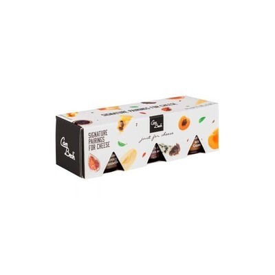 Can Bech Gift Box Selection of 3 Flavours Apple, Figs and Peaches